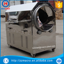 High efficiency stainless steel peanut/sunflower seeds/coffee bean roasting machine