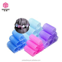 Popular and durable Hair Accessories Plastic Pins Brush Hair Roller types
