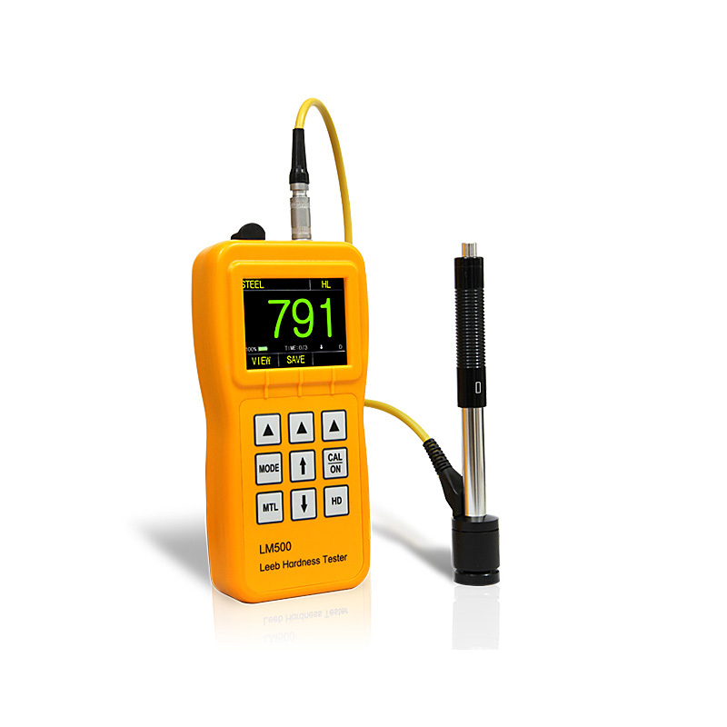 top 5 manufacturer in high accuracy portable hardness tester with smart curve LM500