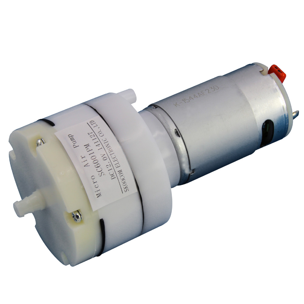 high volume low pressure air pump