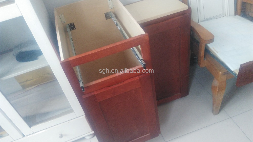 promotion hot kitchen cabinet hot sale made in china by shenggeheng company