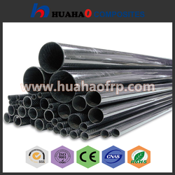 High Strength Epoxy resin price of carbon fiber tube 3k High Quality with Compatitive Price