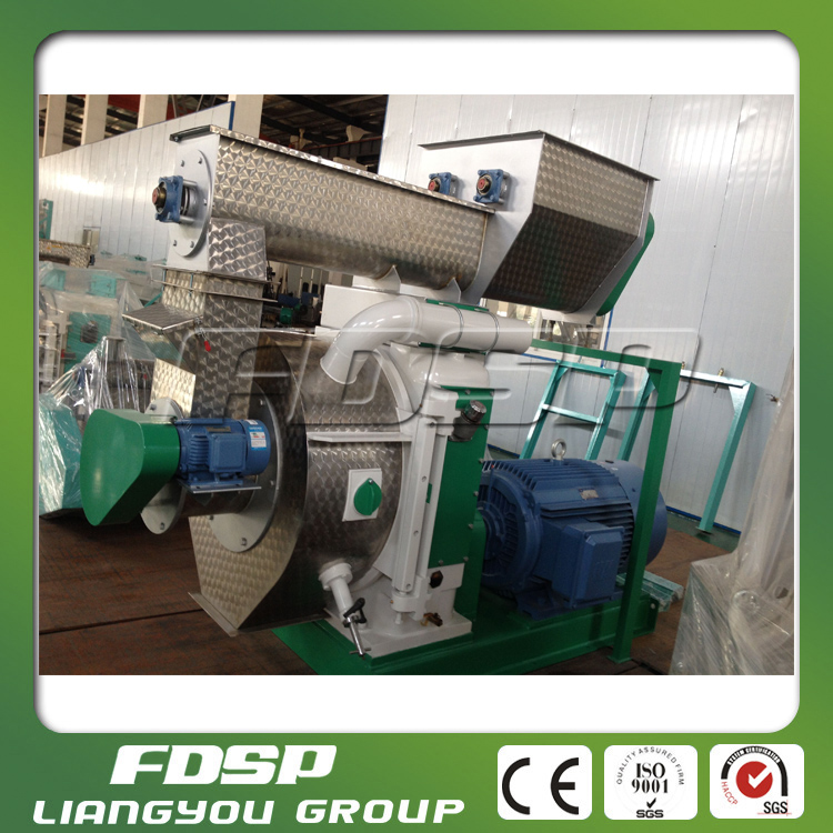 CE certified Small wood pellets fuel making machine
