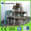 China manufacturer wood gasification power geneation system
