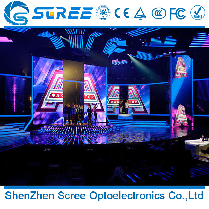 2016 New design custom size big screen outdoor led tv for sale