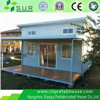 floored ready prefabricated house and office