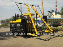 NONGHAHA 4GL-180II High efficiency, Advanced Reed, jute, kenaf combine harvester