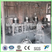 Popular used type steel wire drawing machine for making nails in china