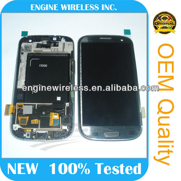 smartphone lcd for samsung galaxy s3 lcd original, lcd touch screen for samsung s3