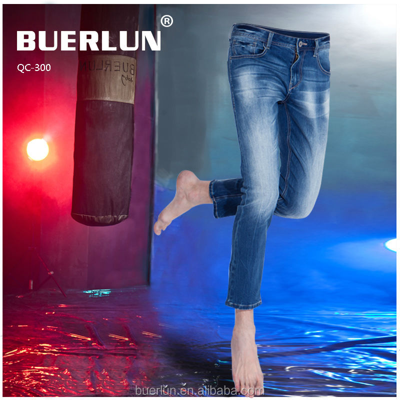 Wholesale miss me jeans denim fabric for jeans