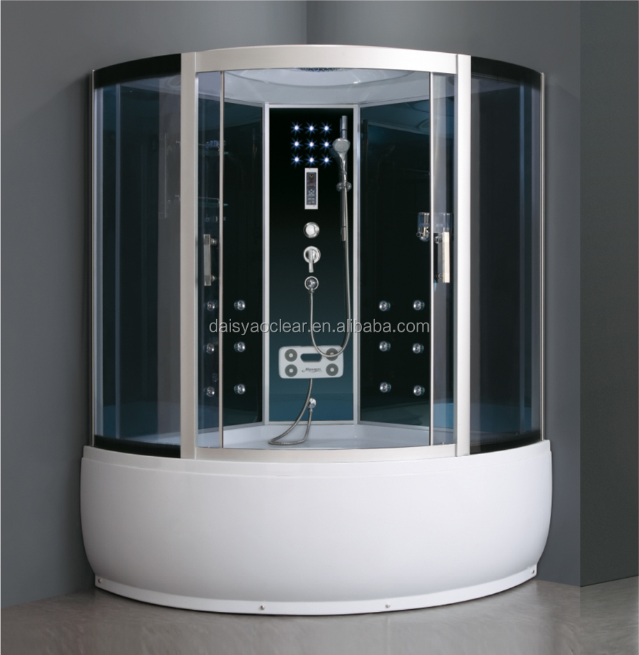 Luxury steam shower computer controlled steam shower room buy ozonator steam shower room - Luxury steam showers ...