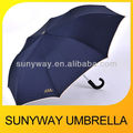 Promotional Automatic 2 Folds Umbrella With Logo
