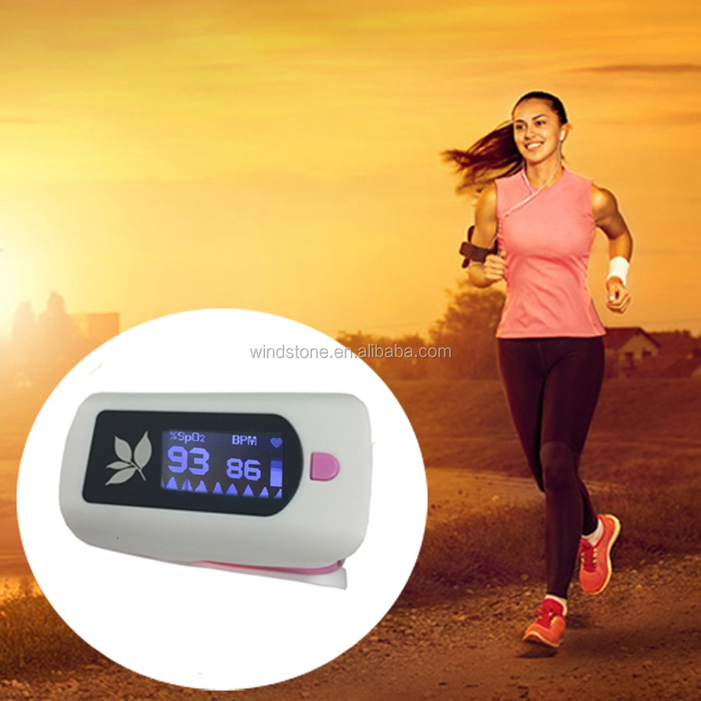 Smart House Doctor Pulse Oximeter Finger Price PR PI SPO2