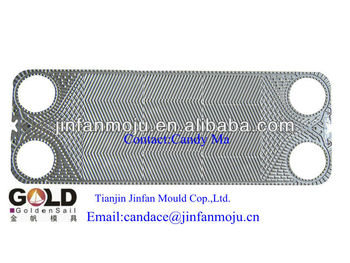FM20M plate for heat exchanger plate