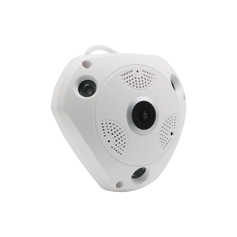 New Design Anti Static Electricity Outdoor Mini Ip Camera Panorama