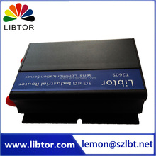 reasonable price Industrial Vehicle 12v 4G/ 3G WIFI Router Adopts metal case for Traffic monitoring application