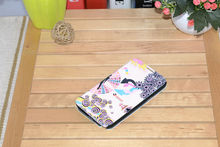Sublimation mobile phone flip leather cover/Sublimation mobile flip leather cover/Sublimation flip leather for Samsung Note2
