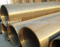 alloy steel pipe / seamless hot rolled heat exchange alloy tube T12
