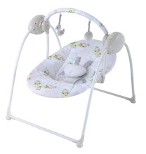 Adjustable New Best Baby Bouncer Rocker Chair with Toys