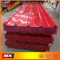 steel metal color flat roof tiles cheap price