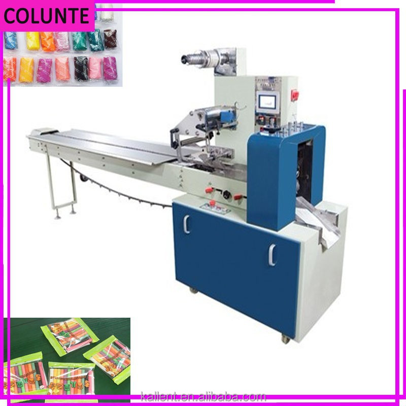 extruding machine / plasticine/dough/muffin/pumpkin muffin/trifle sponge cake Packing Machine