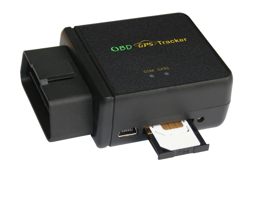 Easy install 3G OBDII GPS Tracking Device with Free Tracking Software