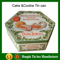 Hot sale paint tin box