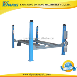 Hot Selling Hydraulic Garage Used 4 Post Car Lift hoist for Sale