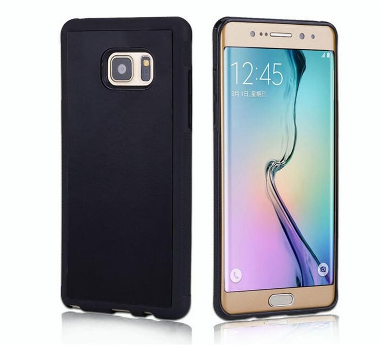 Mobile Phone Housing Anti Gravity Case For Samsung Note5
