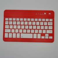 Customizable multiple languages bluetooth keyboard case for htc one