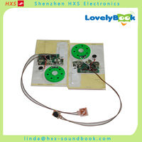 Music Greeting Card Sound Recording Sound Module