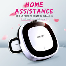 Top selling intelligent strong suction sweep robot vacuum cleaner