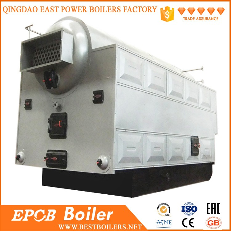 Automatic Control Fuel Saving Coal Fired Boiler For Home