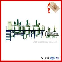 JCT copper red metallic paint making machines