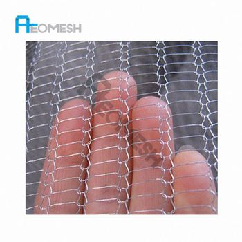 Made in Guangzhou Knitted Oxygen-free Tinned Copper Wire Mesh For Shielding