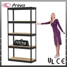 High Quality Storage Rivet Racking System Warehouse Usage Steel <strong>Rack</strong>