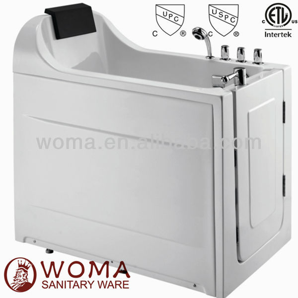 Handicapped bathtub for disabled portable bathtub for adults Q379