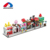 Cheap interesting candy block toy diy house model with 116pcs city street series