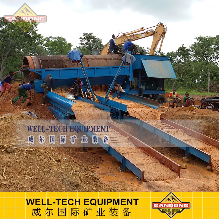 Mini Mining Equipment : Small scale gold mining processing equipment buy