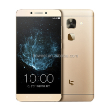 Wholesale Letv Le S3 China brand phone Letv EUI 5.8 (Android 6.0) MTK Helio X20 Deca Core up to 2.3GHz mobile phone(Gold)