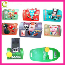 2012 hot sale personalized silicone/pvc mobile phone head holder for promotional gift