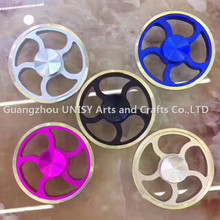 Metal Steering Wheel hand spinner high quality Steering wheel tire fidget spinner/New wheel hand Spinner