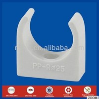 Plastic pipe Flat Cable Clamp