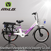 48v Electric bike big loading capacity bicycle electric fashion design from China