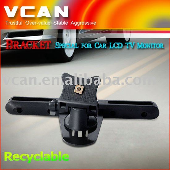 bracket, car holder, car monitor bracket, Distance from 110mm to 220mm between two