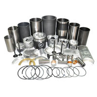 Excavator Engine Piston Liner Kit