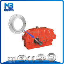 Customized iron casting parts for variety of mechanical transmission/gearbox/reducer end cover