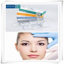 2016 HOT SALES hyaluronic acid HA facial wrinkle injection treatment