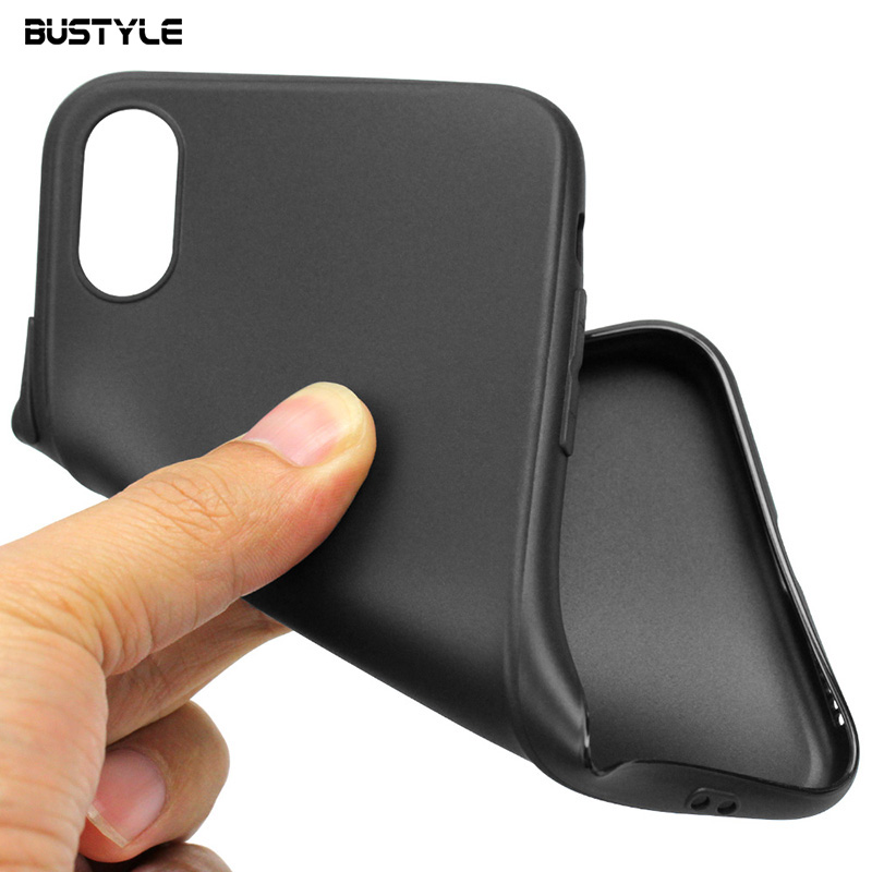 Comfortable Touch Ultra Thin Tpu Material Protective Case For iPhone 6 Plus, Mobile Phone Accessories, For iPhone 7 8 Case