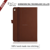 cheap price luxury leather case for ipad 3,for ipad 2/3/4 leather case cover,for ipad pro